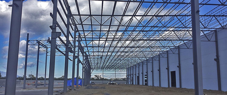 Estructuras met licas inprocon techos losas y - Estructuras metalicas tipos ...